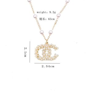 2020 Pearl Cage Pendant Necklaces Love Wish Oyster natural Pearl Open Hollow Locket charm Silver Chain For women Fashion Jewelry in Bulk