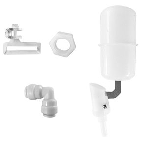 Hot Aquarium Float Valve Kit Water Float Valve Kit For Water Trough Fountain Aquarium Chicken Dog Horse Cattle Waterer Other Aquarium Fis