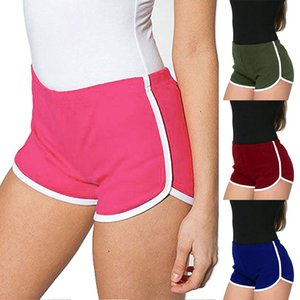 LOOZYKIT European And American Sports Shorts Home Yoga Beach Underpants Multi-colors Multi-size Fitness Running Yoga Shorts T200601