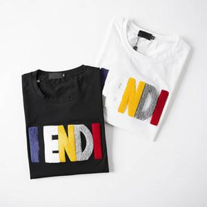 T-shirt vêtements 2019, impression haute qualité en Europe et aux États-Unis: tête parfaite avec le label Medusa