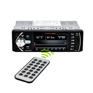 "4.1"" HD 1DIN Car DVD video stereo MP3 MP5 Player Bluetooth Radio FM AUX USB Camera"