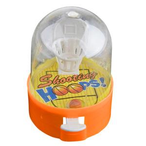 Смешные Развивающая Баскетбол машина Антистрессовый плеер Handheld Образование Детские игрушки Подарочные снятие стресса игрушки партия подарков