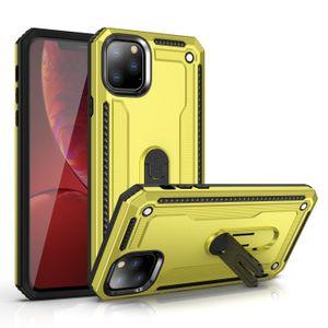 pour iPhone 11 cas pro max Phantom Series 2 In 1 hybride téléphone couverture pour l'iphone 11 Pro Max XS MAX XR X 6 7 8 Plus