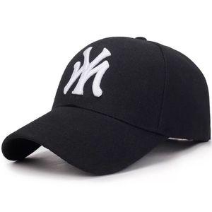 Chapeau de soleil pour hommes, nouvelle mode estivale de la mode MA, ma casquette de baseball en coton, respirant et confortable, polyvalent