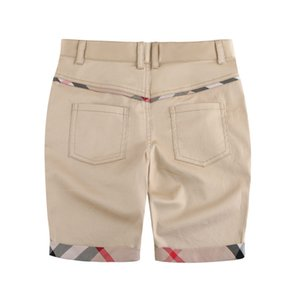 Pure Cotton Leisure Time Hundred And Up Boys Full Marks Pants In Pants Children Trousers Tide 0201