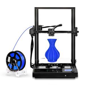 Desktop 3D-Drucker DIY Kits Selbstbau Druckgröße 310 * 310 * 400mm Ultra-Quiet LCD-Bedienfeld 2020 neuesten für 3D-Kind-Bildung