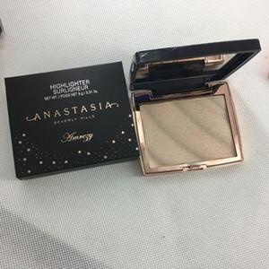 2019 NEW Maquiagem ماكياج 5 لون تمييز surligneur تمييز برونزي شحن مجاني