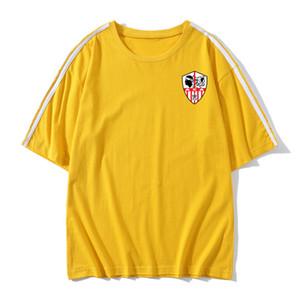 2020 ajaccio Sports T-shirts exquisite design T-shirt printed classic fashion womenn men s designer shirts football short sleeve T-shirt
