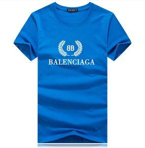 Los diseñadores de lujo para hombre T Shirts Mujeres Brand verano Camisetas Hombre Nueva corto manga remata las tes para hombre ropa de talla grande S-5XL camisa deportiva O-Cuello