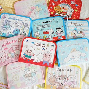 Cartoon Melody Travel Passport Cover Wallet Organizer Luggage Bags Credit Card Package ID Holder Storage Clutch Money Bag
