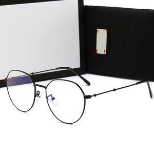 The new fashion woman key-2 luxury designer sun glasses Sports sunglasses male ms wu kuang oval transparent lens buffalo horn glasses frame
