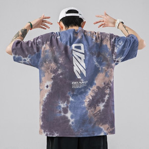 iiDossan Camisas Casual Mens Cotton T Moda 2020 Trending clássico Único Retro Marca Camiseta Vintage Mulheres Streetwear Roupas CY200514