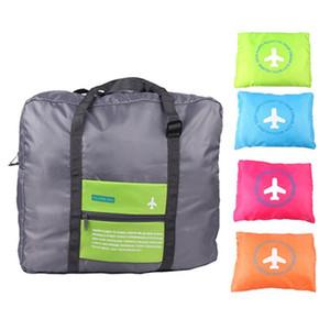 다기능 접이식 여행 수하물 가방 대용량 의류 보관 가방 방수 휴대용 경량 짐 가방 4 색 DH0818