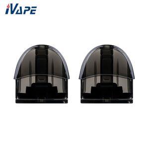 100% оригинал Medo Pod Картридж 2 мл для Medo Vape Pod Стартовый комплект Бак для распылителя для электронных сигарет Vape Vaping Pod System 2 шт. / Уп.