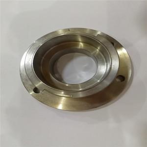 acero inoxidable mecanizado de metales Precision CNC piezas de torneado de piezas de plástico y metal / aluminio CNC Profesional mecanizado de piezas
