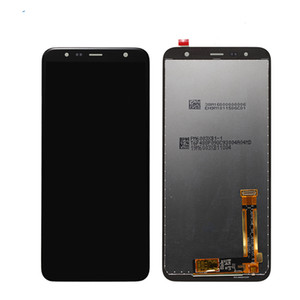 For Samsung Galaxy J4+ J4 Plus J415F J6 Plus J610 LCD Display With Touch Screen Digitizer Assembly Replacement Parts Black