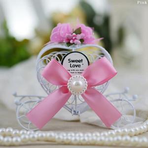 Güzel Külkedisi Kabak Taşıma Şeker Çikolata doğum günü partisi Düğün Dekorasyon Favor Kalp Parti Gıda Hediyelik Kutular Paketleme