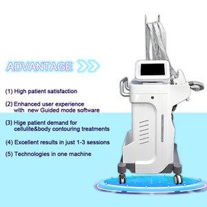 Neue produkte velashape vakuum roller massage vela form kavitation abnehmen vakuum roller rf anti cellulite maschine