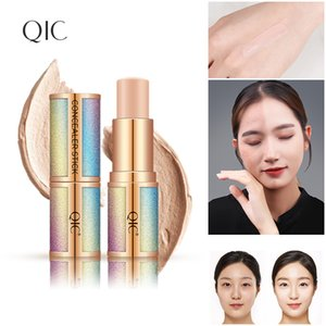 QIC Eye Concealer Bar Corrector Liquid Face Facial Corretive Bronzer Contour Sticker Face Primer Makeup Base BB Maquiagem R1002