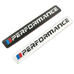 BMW M 1 3 4 5 6 7E Z X M3 M5 M6 Mline Amblemi İçin Toptan Araba Çıkartması Logo rozeti Oto Aksesuarları Sticker M Power Performans