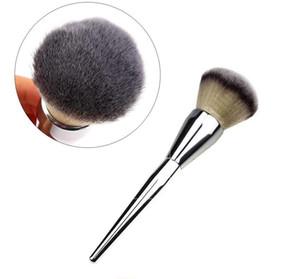 Sablier VANISH finition transparente Fondation Brosse virtuel peau parfait-doux Dense cheveux BB Crème Liquide-Beauté Maquillage Brosses mélangeur