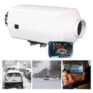 new12V 5000W QN-303 Parking Fuel Air Heater Fuel Heater Car Air Conditioning Truck Diesel