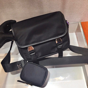 Designer bag men orignal messenger bag designer cross body satchel waterproof canvas shoulder bag men parachute fabric designer purse