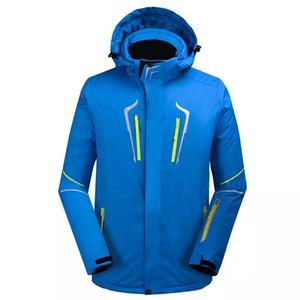 vente d'hiver en nylon respirant veste de snowboard 2020 Nouveaux hommes veste de ski coupe-vent super jeunesse snowboard chaud sport en plein air