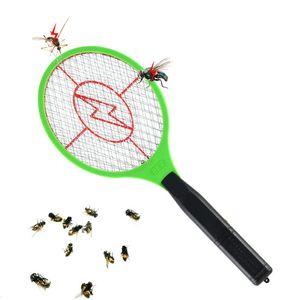 Estate HotOperated Racket mano elettrica zanzara Swatter dell'insetto giardino della casa dei parassiti Zapper della zanzara dell'insetto Swatter Killer