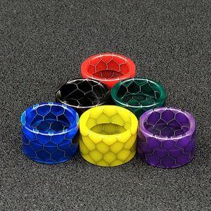 Promoción de la fábrica !!! 120 Tipos de Vape anillo de la pluma del metal de aleación de cobre seco vaporizador de 6 colores de reemplazo de partes cabezas tanque de repuesto