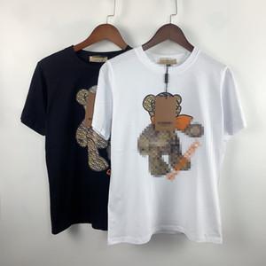 20ss Sommer Designer-T-Shirts der Frauen Männer T-Shirts Frühling mit kurzen Ärmeln Shirts Marke Outer Fishion Luxus Tees Top-Qualität DDDD 2041105H