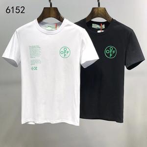 2020 Deisgner Herren T-Shirt Gestickte Mode Hemd grundiert Sommer Tide Marke kurzärmelige beiläufige Sport-T-Shirt V1 Männer