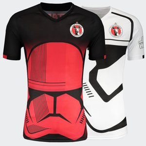nouveau Xolos 2020 customize spécial étoiles tees jersey de football camiseta haute qualité T-shirt Mexique Wars club Tijuana rouge blanc noir