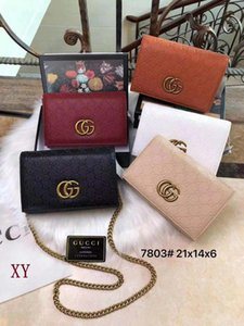202 Hot SOLDS bolsa Womens bolsas diseñadores bolsos monederos bolsos de hombro de mini diseñadores bolsa de la cadena bolsas crossbody de bolsas de mensajero de embrague 167