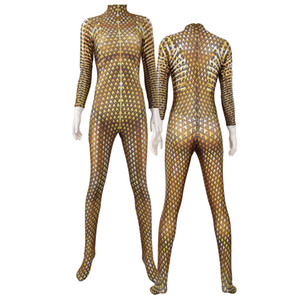 Wonder Woman 1984 WW84 Cosplay Costume Diana Prince Suit for Girls Carnival Halloween Outfit Adult kid Gold Version