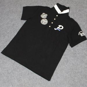 nuevo Golf verano PG89 Camisetas puertas del cielo Campo de Entrenamiento Camisetas Hombre Deporte manga corta de la curva hacia abajo Cuellos