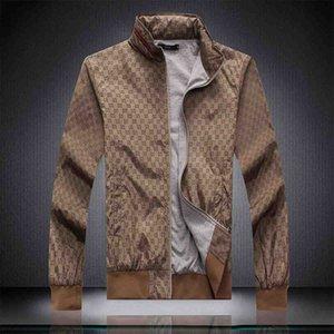 Горячие продажи нового бренда Толстовка Толстовка Мужчины пальто куртки с длинным рукавом с логотипом осень Спорт Zipper Ветровка Дизайнер Мужская одежда Толстовки