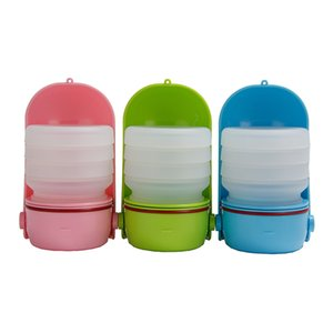 Pet Folding Outdoor Glass Portable Dog Pitcher Pet Drinking Water Apparatus Cat Water Outdoor Supplies Kettle