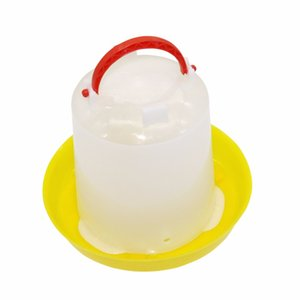 1 kg Chicken automatic water bucket Poultry industry Bird drinking Free shipping