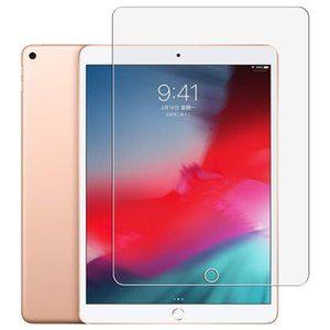 Vidrio templado 9H para iPad 10,2 pulgadas 2019 2.5D Protector de pantalla completo para iPad Pro 11 Air 2 3 MiNi 5 4 3 2 2017 2018 vidrio