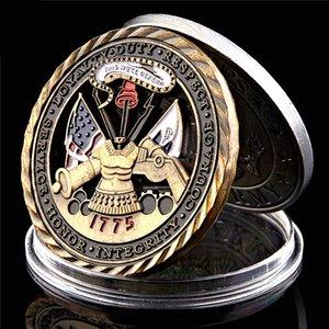 Stati Uniti Patriottismo 1775 valori ci sfida Coin Army core 1oz collezione Army Moneta Commemorativa