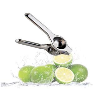 Нержавеющая сталь Лайм соковыжималка пресс лимон апельсин соковыжималка цитрусовые фрукты соковыжималка кухня бар еда овощной гаджет кухня инструменты FFA4189-5