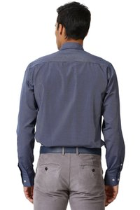 G573 Dewberry CAMISA AZUL -Dark