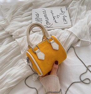 Handbags Purses New Fashion Women Boston Bag Designer Ladies Chain Shoulder Bags Mini Messenger Bag Wholesale