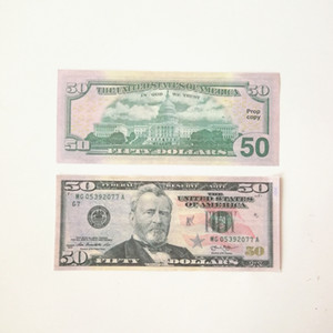 Magic Spray Geld US $ 5 10 20 50 100 US $ papier banknote gefälschte geld shooting requisiten filmgeld kinder spielzeug