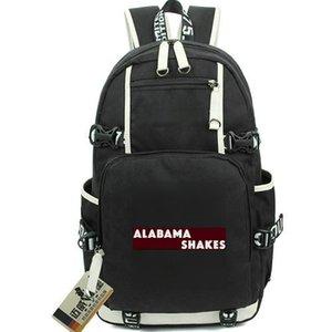 Mochila de día de Alabama Shakes Mochila de mochila Mochila de música Mochila de música Mochila de computadora Mochila de escuela deportiva Mochila de la puerta