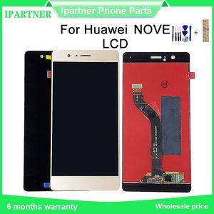 5Inch LCD-Anzeige für Huawei Nova CAN-L01 L11 L02 L12 L03 L13 Touch Screen Digitizer Sensorbaugruppe Austausch mit kostenlosen Tools