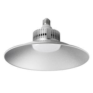 50W LED Miner's Lamp Waterproof IP65 Outdoor 110V Flood Light UFO Cool White LED High Shed Light Shop Outdoor Indoor Round Pendant Lamps