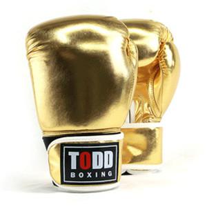 10-14 oz boxe gant adulte enfants professionnel sanda combat avec gants de sandbag de boxe 14 couleurs