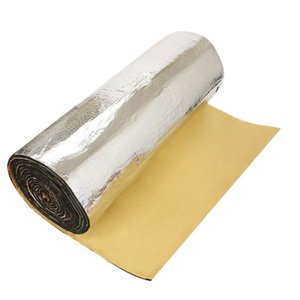 40''x40'' Car Sound Proofing Deadening Insulation Roll Cell Foam Pad Mat